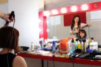 Tamara Donà - Milano - 10-05-2013 - Tamara Donà di nuovo alla conduzione di Che Trucco!