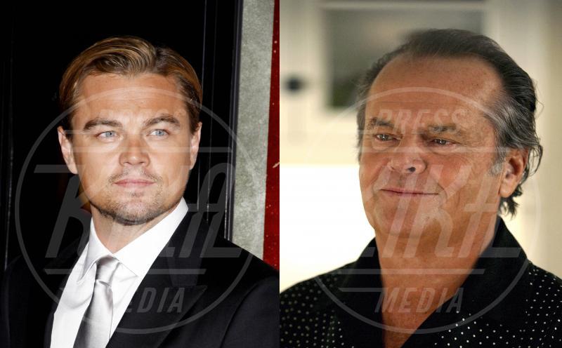 Jack Nicholson, Leonardo DiCaprio - Separati alla nascita: ma siete identici!