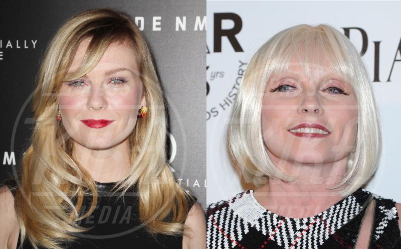 Debbie Harry, Kirsten Dunst - Separati alla nascita: ma siete identici!