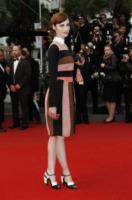 Louise Bourgoin - Cannes - 18-05-2013 - Back to school: tutte studentesse preppy con il colletto!