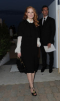 Jessica Chastain - Cannes - 19-05-2013 - Back to school: tutte studentesse preppy con il colletto!