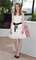 Taissa Farmiga - Cannes - 16-05-2013 - Festival di Cannes: il red carpet è una scacchiera