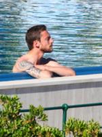 Claudio Marchisio - Portofino - 23-05-2013 - L'estate non è solo mare, ma anche tranquillitàdella piscina