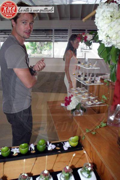 Angelina Jolie, Brad Pitt - Panama - Cinema: Usa, Pitt e Jolie trasferiti a New Orleans