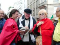 Franca Rame, Dario Fo - 01-10-2003 - Callas, lo spettacolo che unisce Dario Fo e Paola Cortellesi