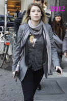 Barbara Berlusconi - Milano - 13-01-2012 - I colpi di testa di Barbara Berlusconi