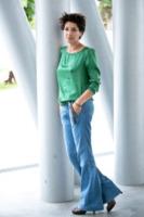 Simona Cavallari - Roma - 04-06-2013 - Corsi e ricorsi fashion: dagli anni '70 ecco i pantaloni a zampa