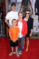 Jackson Pasdar, Adrian Pasdar, Natalie Maines - Anaheim - 21-06-2013 - Johnny Depp e Armie Hammer presentano The Lone Ranger