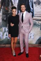 Elizabeth Chambers, Armie Hammer - Anaheim - 21-06-2013 - Johnny Depp e Armie Hammer presentano The Lone Ranger