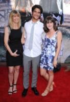 Seana Gorlick, Tyler Posey - Anaheim - 21-06-2013 - Johnny Depp e Armie Hammer presentano The Lone Ranger