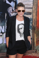 Natalie Maines - Anaheim - 21-06-2013 - Johnny Depp e Armie Hammer presentano The Lone Ranger