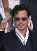 Johnny Depp - Anaheim - 21-06-2013 - Johnny Depp e Armie Hammer presentano The Lone Ranger