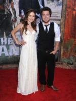 Jonna DeWyze, Lee DeWyze - Anaheim - 21-06-2013 - Johnny Depp e Armie Hammer presentano The Lone Ranger
