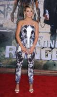 Julianne Hough - Anaheim - 21-06-2013 - Johnny Depp e Armie Hammer presentano The Lone Ranger
