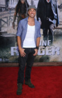 Ace Young - Anaheim - 21-06-2013 - Johnny Depp e Armie Hammer presentano The Lone Ranger