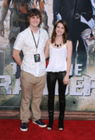 Evan Peters, Emma Roberts - Anaheim - 21-06-2013 - Johnny Depp e Armie Hammer presentano The Lone Ranger