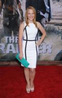 Katie Leclerc - Anaheim - 21-06-2013 - Johnny Depp e Armie Hammer presentano The Lone Ranger