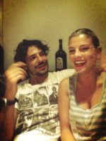 Marco Bocci, Emma Marrone - Roma - 26-06-2013 - Se ti lascio mi sposo: la maledizione di Emma Marrone