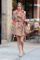 Olivia Palermo - New York - 05-06-2013 - La primavera è arrivata: è tempo di trench!