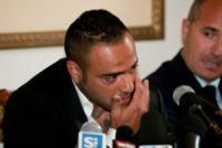 Fabrizio Miccoli - Palermo - 27-06-2013 - Commozione delle celebrità, o lacrime di coccodrillo?