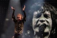 Mick Jagger - Pilton - 29-06-2013 - Mick Jagger, se questo è un nonno (per cinque volte)