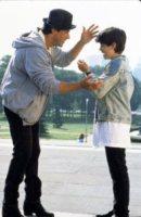 Sage Stallone, Sylvester Stallone - Hollywood - 13-07-1990 - Kabir Bedi e la maledizione vip: veder morire i propri figli
