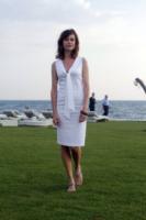Giorgia Wurth - Fregene - 10-07-2013 - Quest'estate le star vanno in bianco