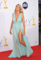 Heidi Klum - Los Angeles - 23-09-2012 - Verde acqua, turchese, azzurro Tiffany: i colori dell'estate