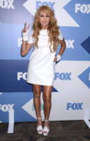 Paulina Rubio - West Hollywood - 01-08-2013 - Quest'estate le star vanno in bianco