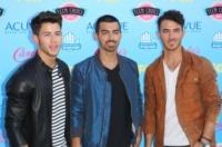 Jonas Brothers, Nick Jonas, Joe Jonas, Kevin Jonas - Universal City - 11-08-2013 - Sophie Turner e Joe Jonas sposi a Las Vegas: le foto