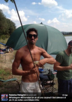 Filippo Magnini - 24-08-2013 - Dillo con un Tweet: Pellegrini e Magnini fanno buona pesca