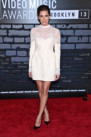 Allison Williams - New York - 25-08-2013 - Mtv Video Music Awards: trasparenze per tutti