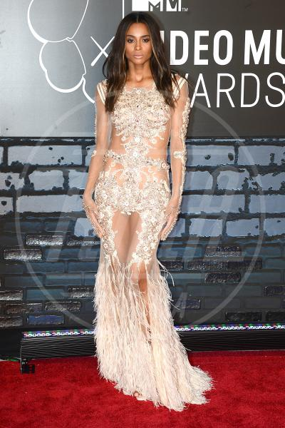 Ciara - New York - 26-08-2013 - Mtv Video Music Awards: trasparenze per tutti