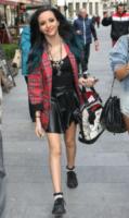 Jade Thirlwall - Londra - 15-04-2013 - Il must dell'autunno? Sua Maestà il tartan!