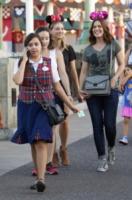 Mandy Moore - Anaheim - 15-09-2013 - Le celebrity, tutte pazze per Walt Disney!