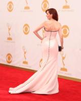 Carrie Preston - Los Angeles - 22-09-2013 - Emmy Awards 2013: le dive sono sirene per una notte