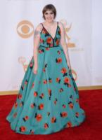 Lena Dunham - Los Angeles - 22-09-2013 - Lena Dunham, un passo avanti e uno indietro sul red carpet