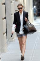 Olivia Palermo - New York - 16-05-2013 - Quando le dive rubano dall'armadio di lui
