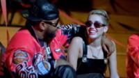 Mike Will Made It, Miley Cyrus - Los Angeles - 24-09-2013 - Incontenibile Miley: un giorno due scandali