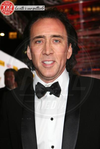 Nicolas Cage - Berlino - 01-02-2007 - Un ladro nudo deruba Nicolas Cage