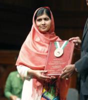 Malala Yousafzai - Cambridge - 27-09-2013 - Malala, la più giovane Premio Nobel raccontata in tv