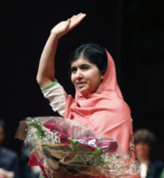 Malala Yousafzai - Cambridge - 27-09-2013 - Il Nobel per la pace a Malala Yousafzai e Kailash Satyarthi
