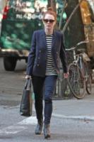 Julianne Moore - New York - 30-09-2013 - Julianne Moore, estro e fantasia sul red carpet