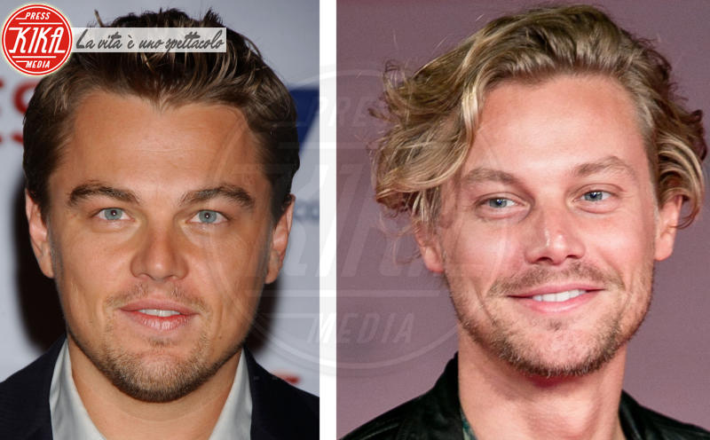 Davide Silvestri, Leonardo DiCaprio - Roma - 28-09-2013 - Maeve o Harley Quinn? Quando le star sembrano clonate