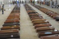 Lampedusa - Lampedusa - 05-10-2013 - Affonda un barcone di immigrati al largo di Lampedusa: 17 morti