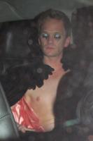 Neil Patrick Harris - Los Angeles - 27-10-2012 - Ad Halloween le star si vestono così