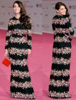 Caterina Murino - Roma - 30-09-2013 - Chi lo indossa meglio? I fiori di Dolce & Gabbana