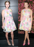 Annabelle Dexter-Jones, Nicky Hilton - New York - 08-10-2013 - Hilton, Dexter-Jones e Munn: chi lo indossa meglio?