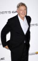 Harrison Ford - Londra - 07-10-2013 - Ford, Dormer e Hopkins: cast stellare per Official Secrets