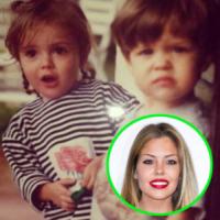 Costanza Caracciolo - Milano - 12-10-2013 - Baby VIP: le star aprono l'album dei ricordi